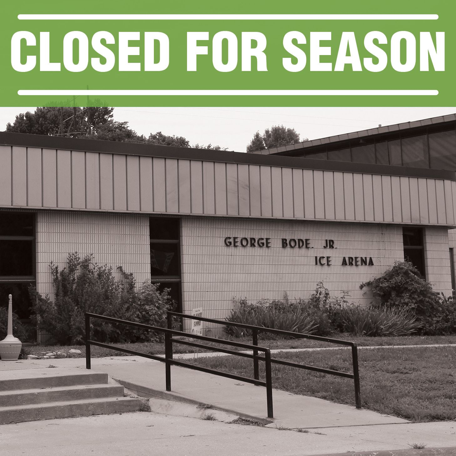 Bode Closed for Season