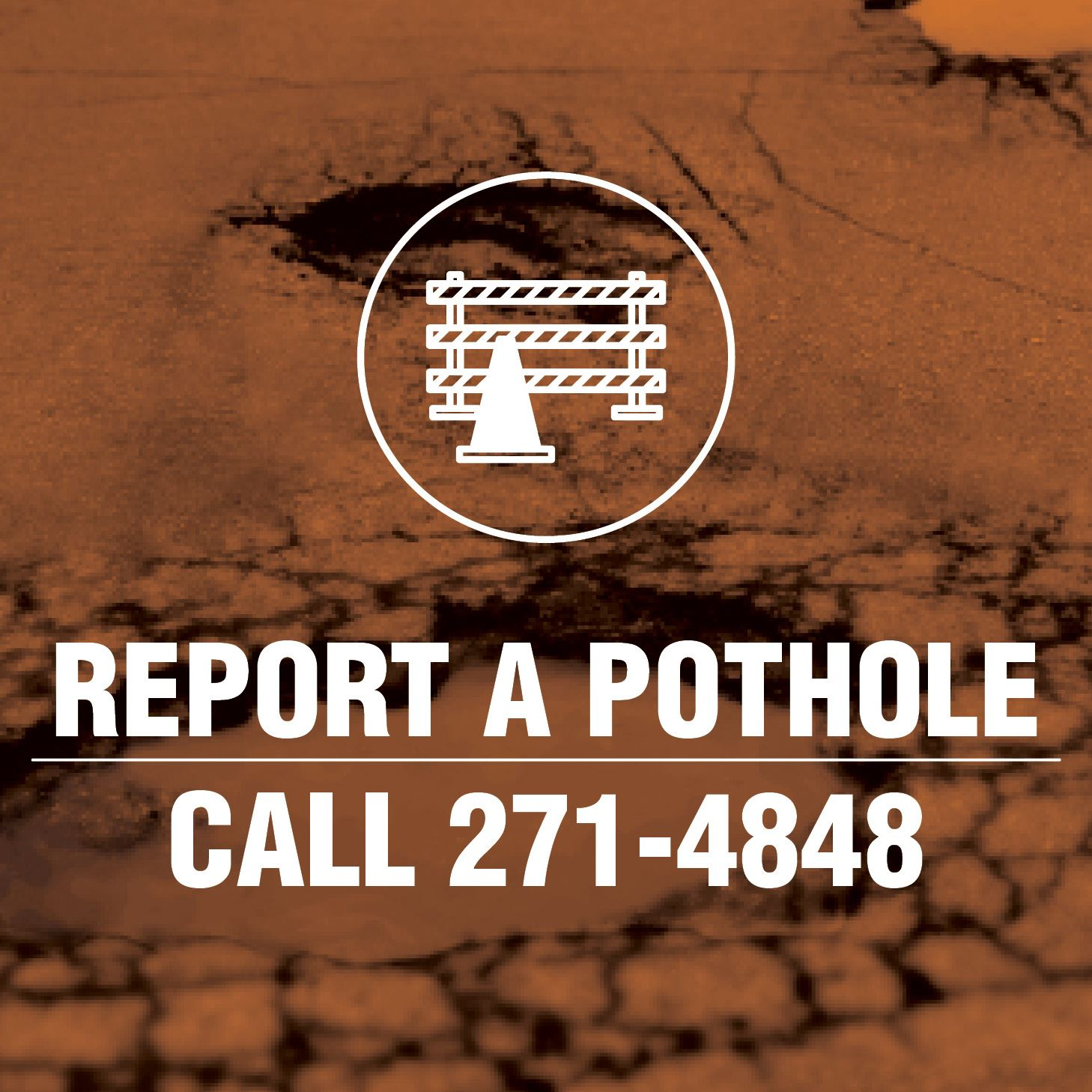 Pothole Reporting