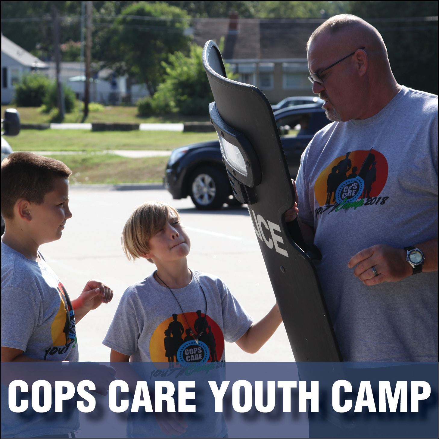 Cops Care Youth Camp