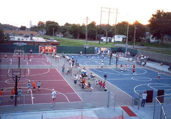 Bode Sports Complex Basketball Courts
